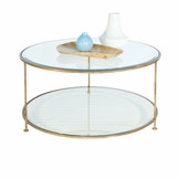 Round & Oval Coffee Tables Collection