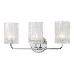 3-Light Vanity Fixtures Collection